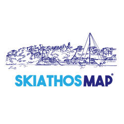 Skiathos Map – by MasterFold S.A Λογότυπο
