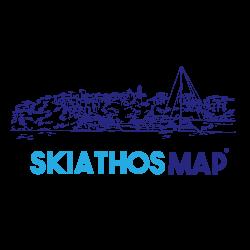 Skiathos Map – by MasterFold S.A Λογότυπο