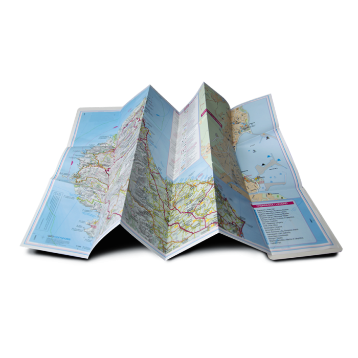 Skiathos Map